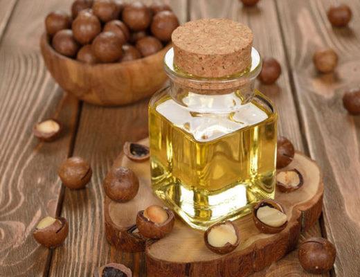 орех и масло макадамии