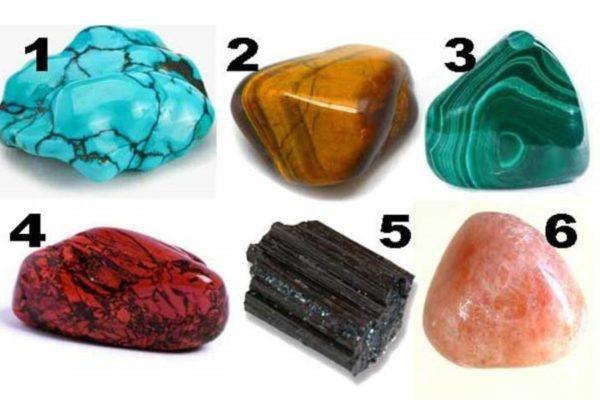 тест: Выберите камень