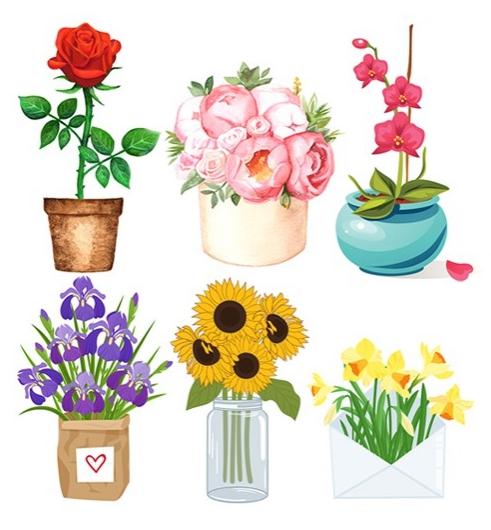 ТЕСТ: О чем расскажет ваш любимый цветок?