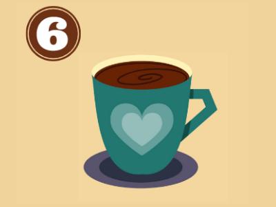 тест: выберите чашку
